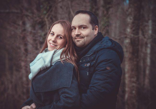 Paarshooting | Verlobung