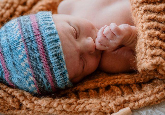 Neugeborenenshooting in 75172 Pforzheim