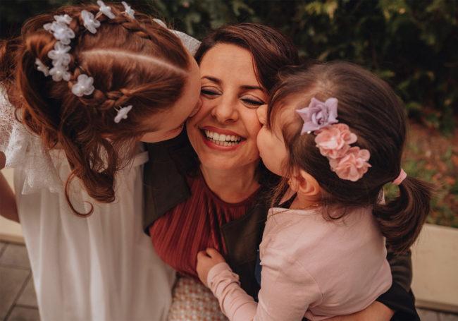 Familienshooting | Kommunion Familie Puliga
