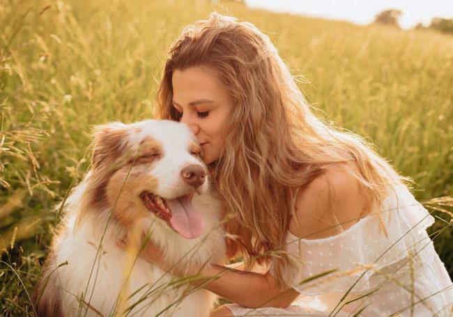 Hundeshooting | Lara & Blue | Portraitshooting in 71229 Leonberg